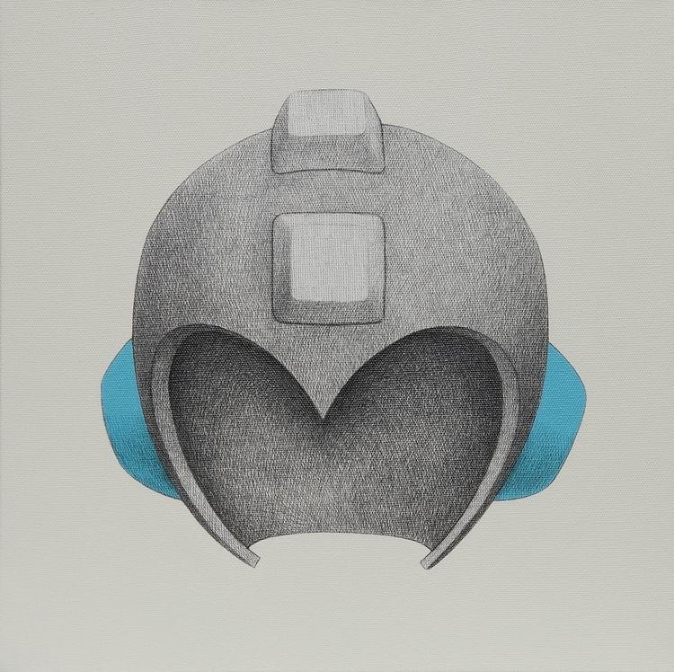 Megaman rocks (gaijin Rockman)  - akirachinen | ello
