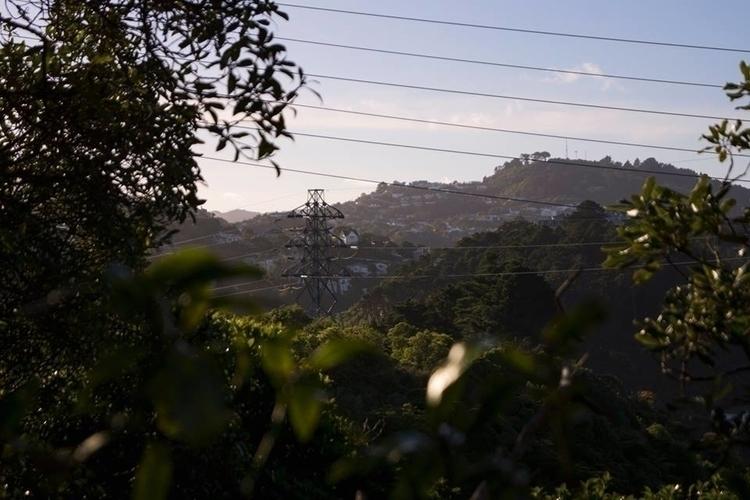 sky, nature, hills, green, landscape - francinedesign | ello
