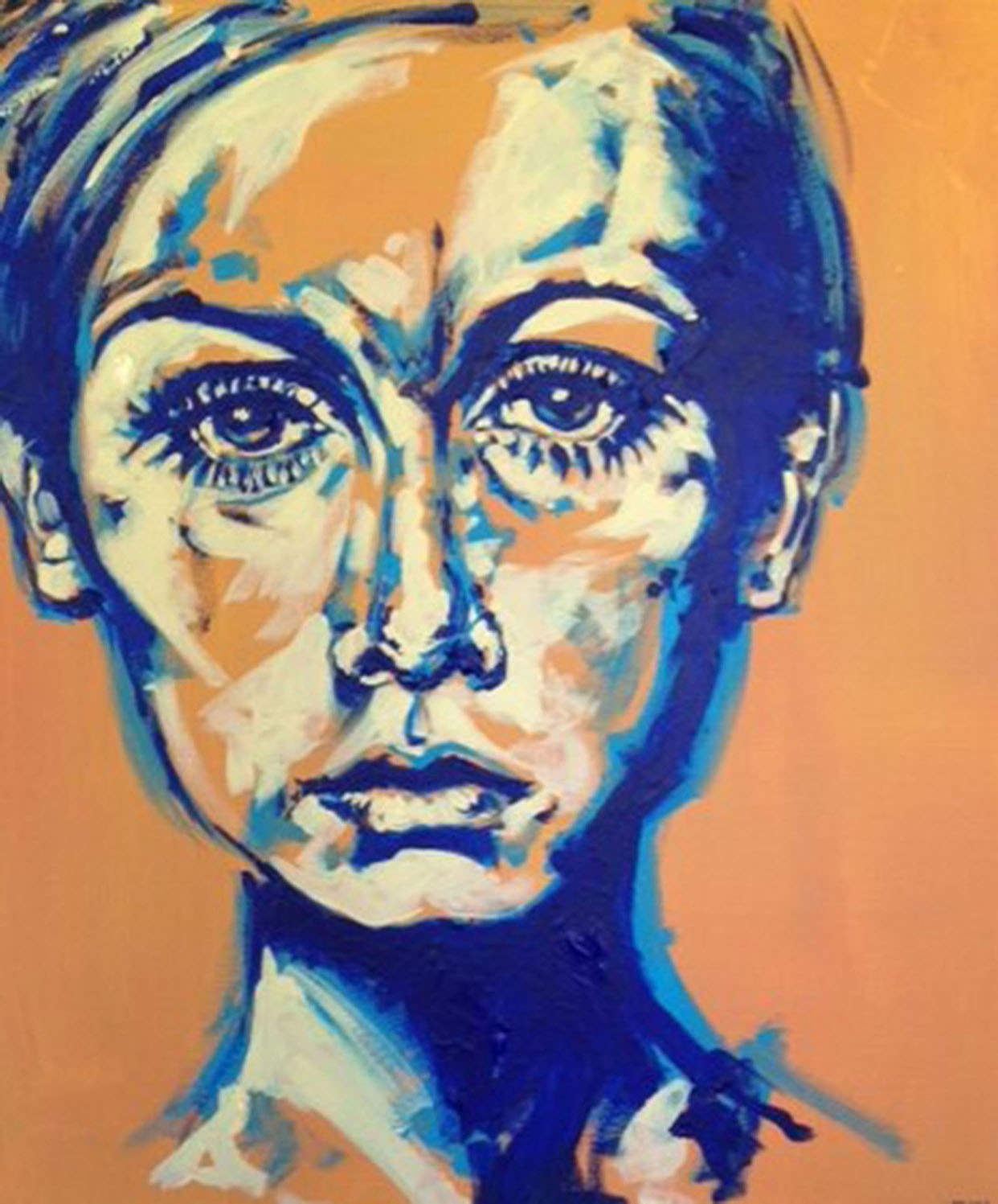 art, painting, portrait - mdartanddesign   ello
