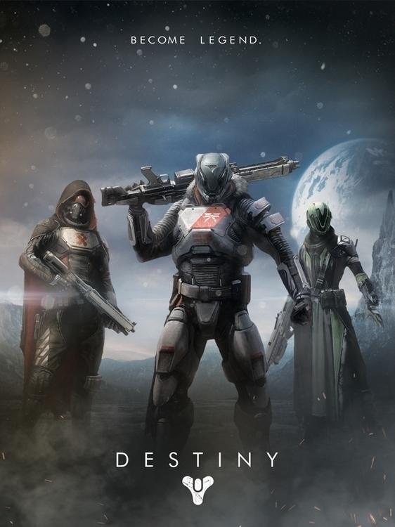 Destiny - dmorson | ello