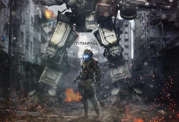 Titanfall - dmorson | ello