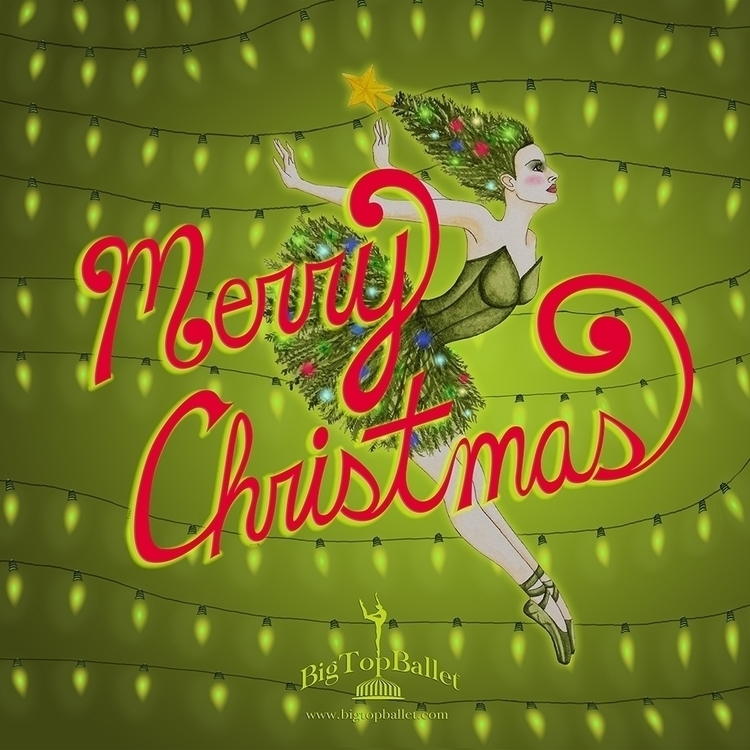 Merry Christmas Greeting Big To - elizabethboylan | ello