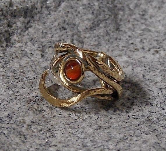 nugold ring Sardonyx - jewelry, nugoldring - wolfgangschweizer | ello