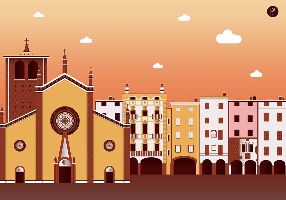 Duomo - Pinerolo - pinerolo, torino - oscarcauda | ello