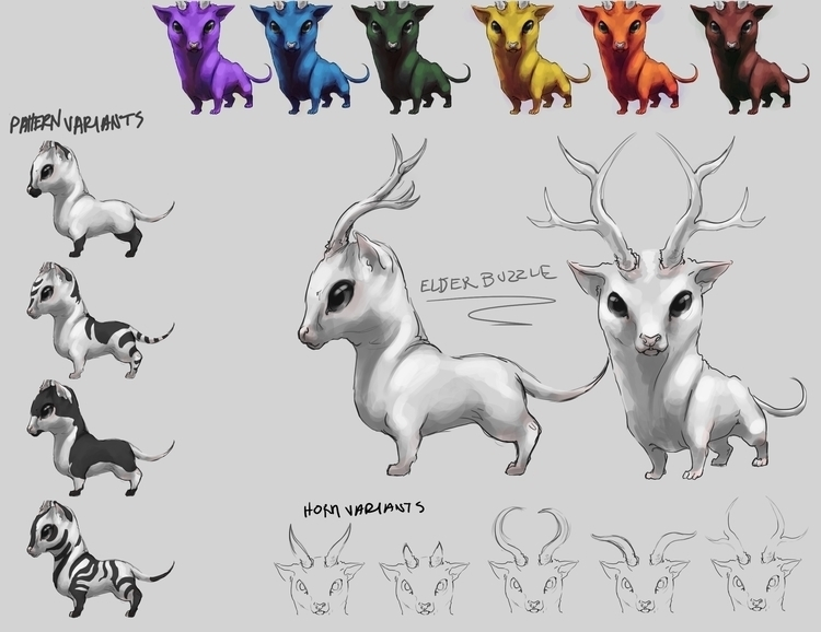 Character sheet - characterdesign - satoita | ello