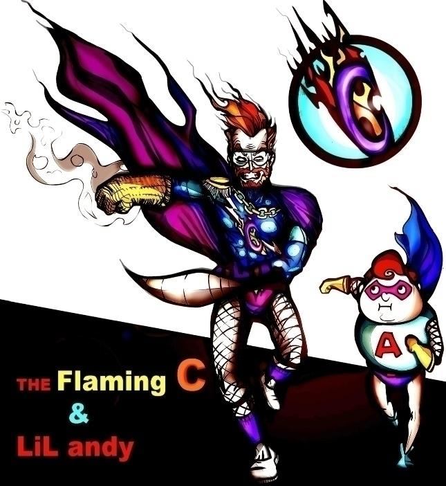 Flaming - flamingc, conan, coco - jeremieduval | ello
