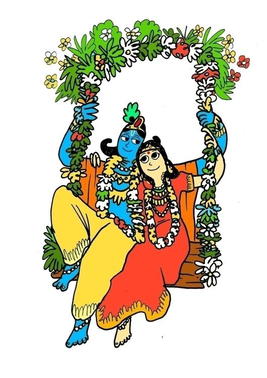 krishnaandradha, krishnaradha - oliver-3196 | ello