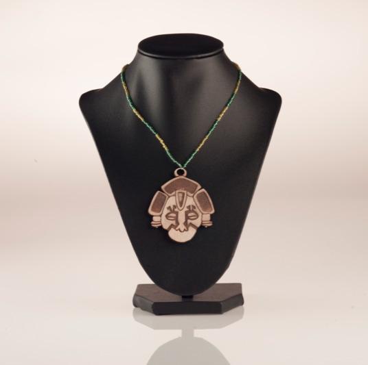 Jewelry - jewelry, wood, lasercut - irene_rofail | ello