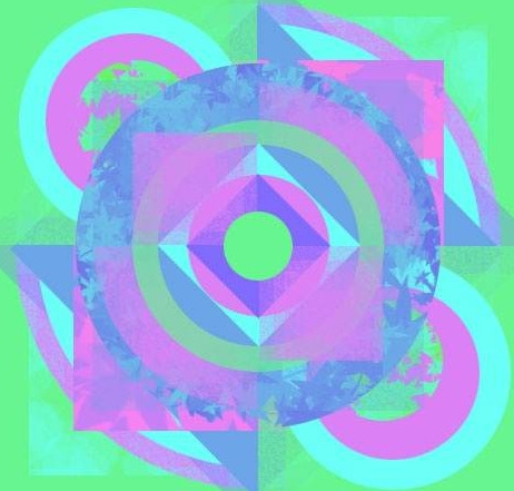 Mandala color theme idea - digitalart - torresj | ello