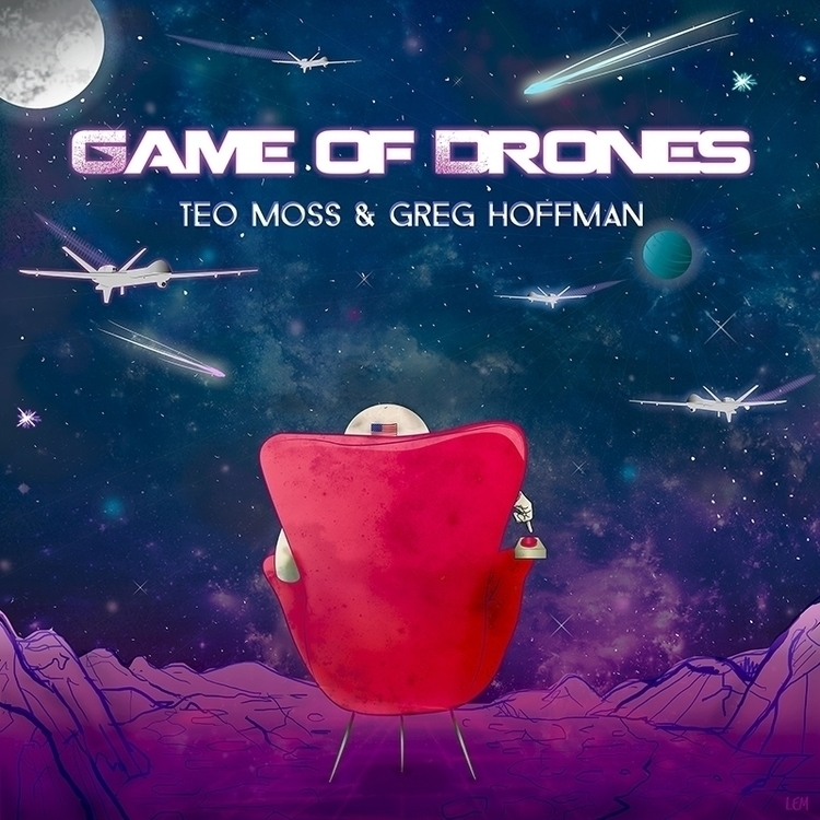 Cover Game Drones Hoffman Teo M - lem-8180 | ello