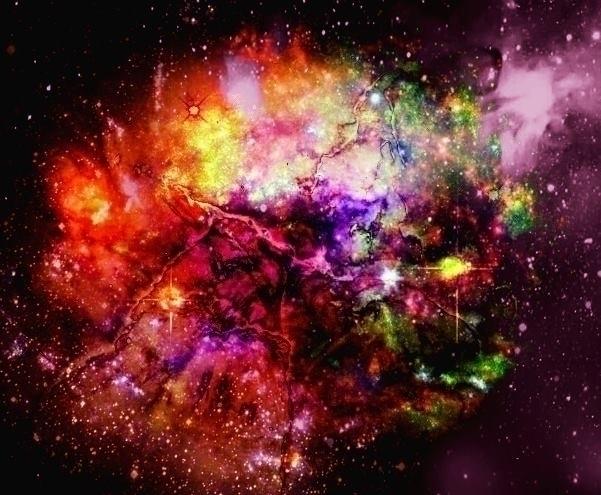 Star Heart - digitalart, midnight - schuzannamidnight   ello