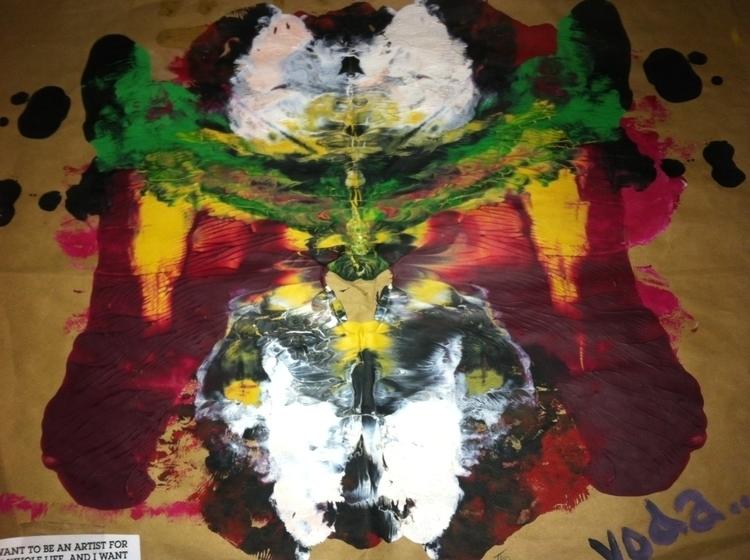 Mirror painting project - torresj | ello