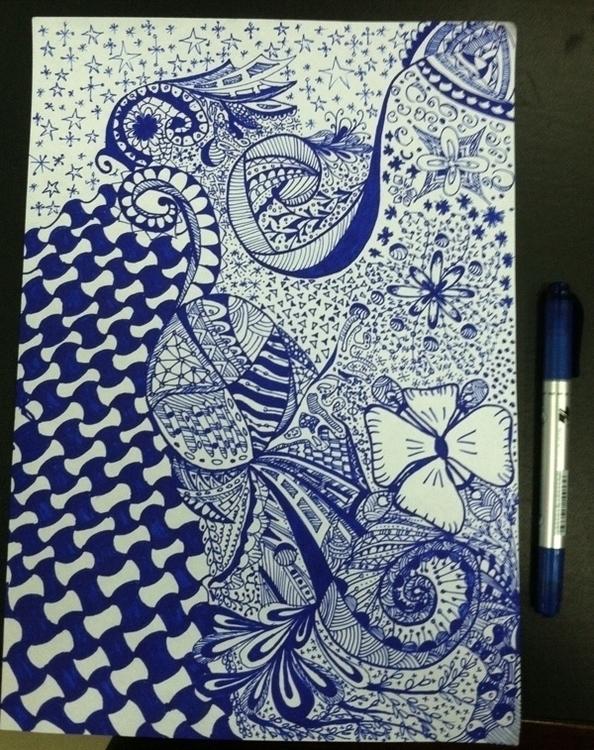 Phoenix Doodles - paultran-2295 | ello