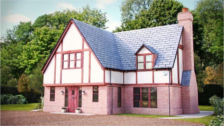 3D House Exterior Visualisation - coop567 | ello