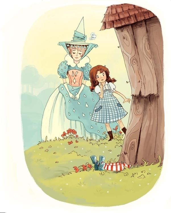 Wizard Oz Penguin Young Readers - robinrobinsonia | ello