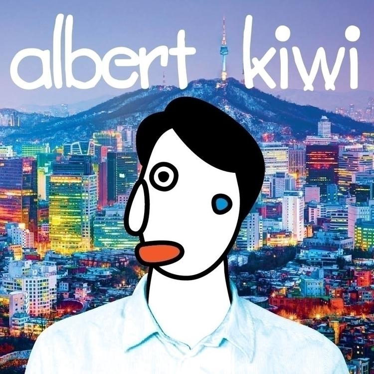 illustration, art, artist, albertkiwi - albertkiwi | ello