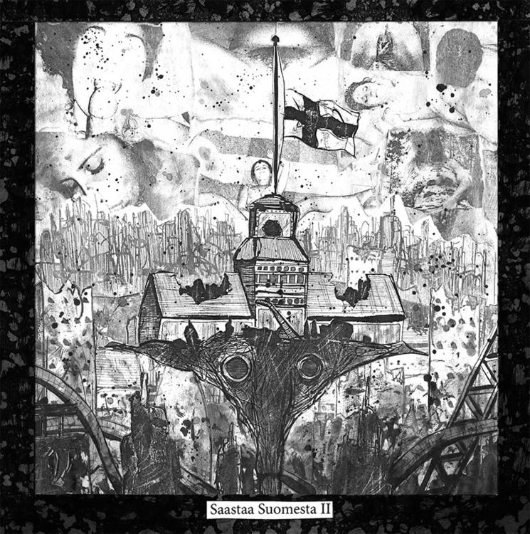 LP album cover Finnish compilat - siclark | ello