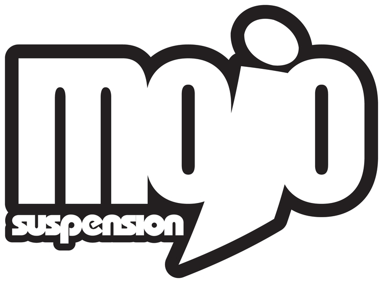 Logo design Mojo Suspension - typography - inkedsloth | ello