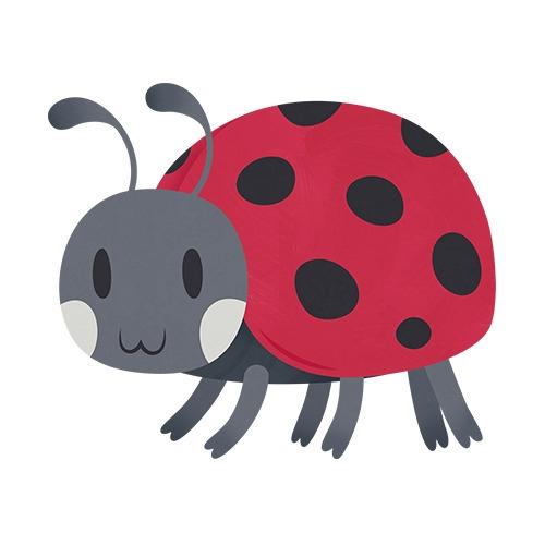 Ladybug (English Countryside bo - clairestamper | ello
