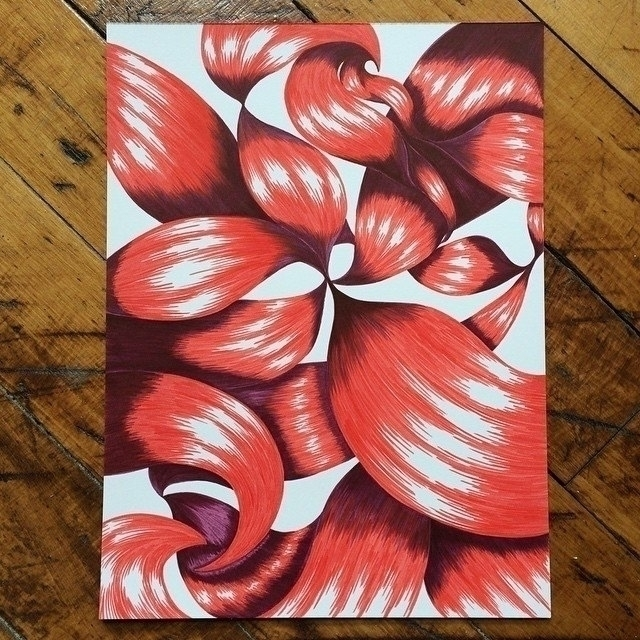 Drawing Faber-Castell Artist PI - marshew | ello