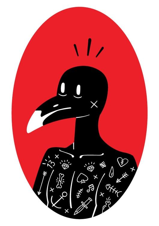 illustrations forthcoming cloth - wisenose | ello