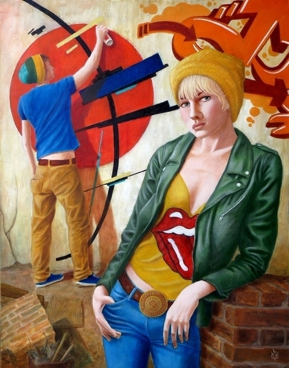 Urban Artists - vermaesen | ello