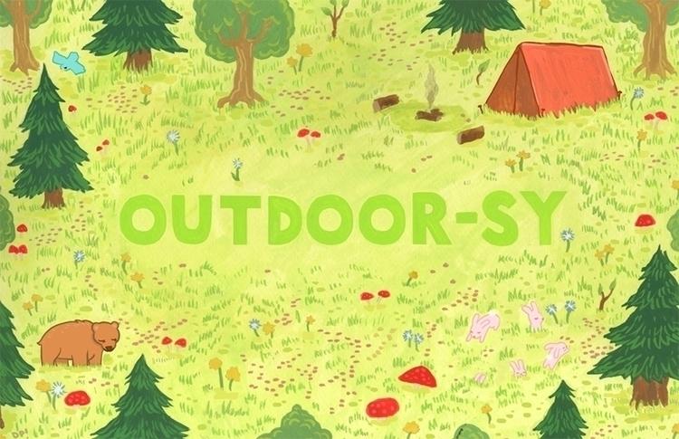 typography, outdoors, nature - devyn_park | ello