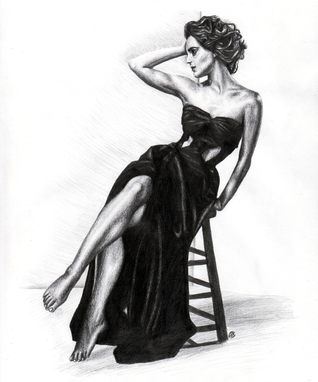 Emma Watson Pencil - juliagurevich | ello