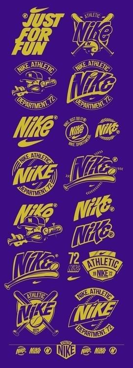 NIKE. fun - logo, MGNG - mgng | ello