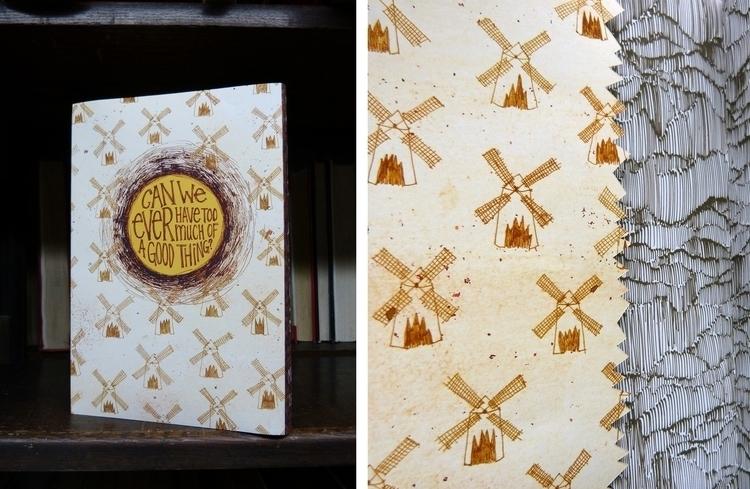 Don Quixote: Cover - book, bookcover - maggiemcaton | ello