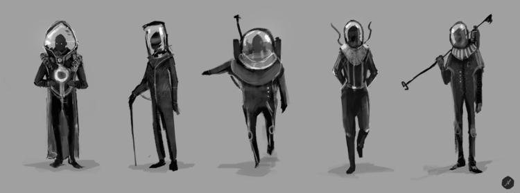 Character Concepts - 01, character - jordan_buckner | ello