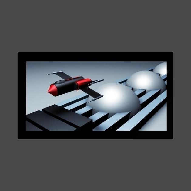 Rocket - starwars, illustration - marksolario | ello
