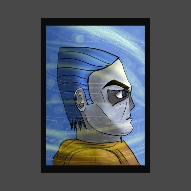 Storm - sci-fi, illustration, clipstudiopaint - marksolario | ello