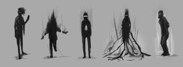 Character Concepts - 03, digitalpainting - jordan_buckner | ello