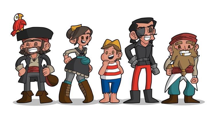 Character sheet - piratasdecastilla - ponchodiazv | ello