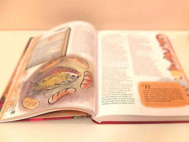 illustration, bible, bibleart - amarok-6350   ello