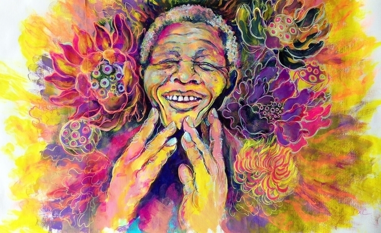 Madiba - djembecanvas | ello
