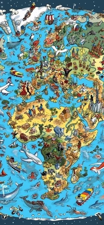 crop - hartwigbraun, world, planet - hartwigbraun | ello