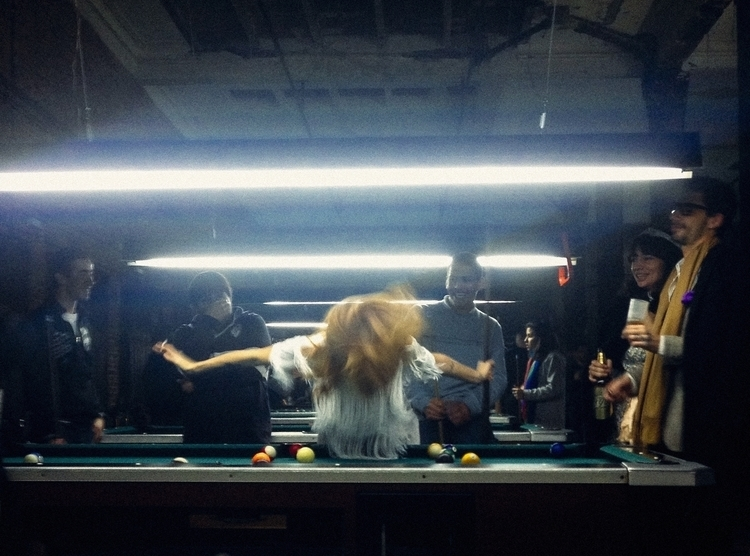 fire - redhead, pool, game, model - branca-9491 | ello