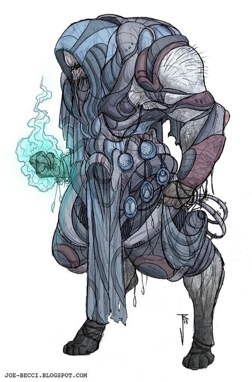 FAITH - Raag Soulbender - RPG, Scifi - joebecci   ello