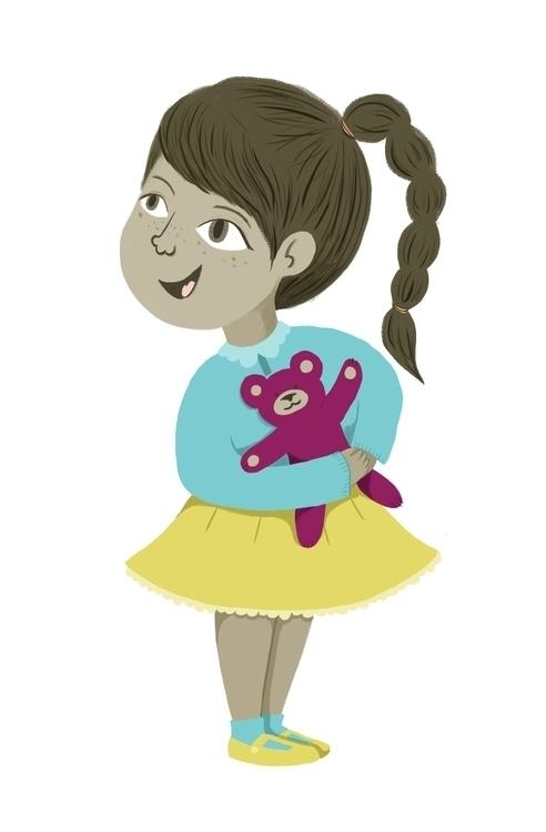 Character design. Quick fun - illustration - ateepee | ello
