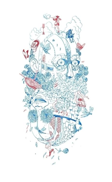 Ludic improvisation - chaos, surreal - nicolascastell | ello