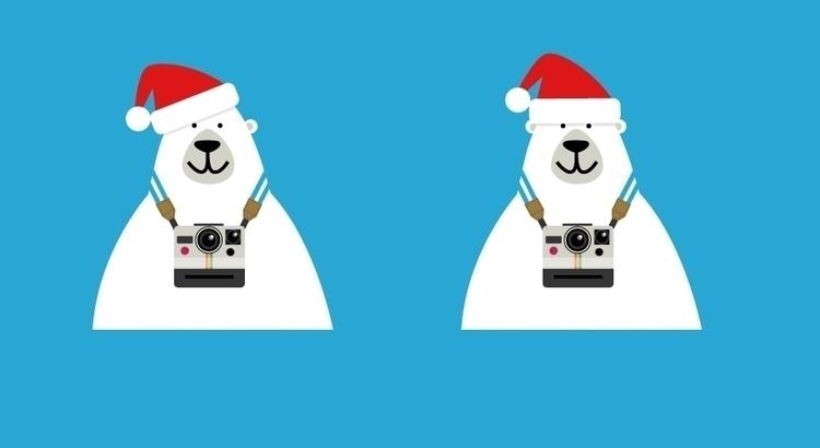Polargram chrismas mascot - andrewtorrens | ello
