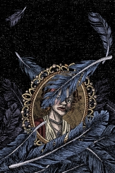 Raven: Lenore - lenore, theraven - kaytiespellz | ello