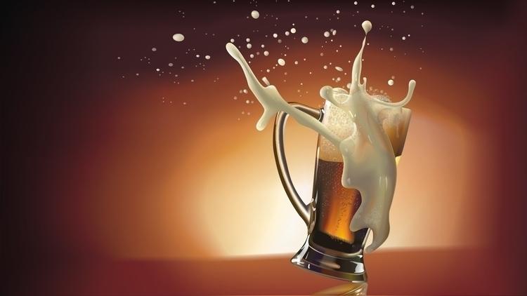 Vector Beer - vector, beer - tatyana_pro | ello