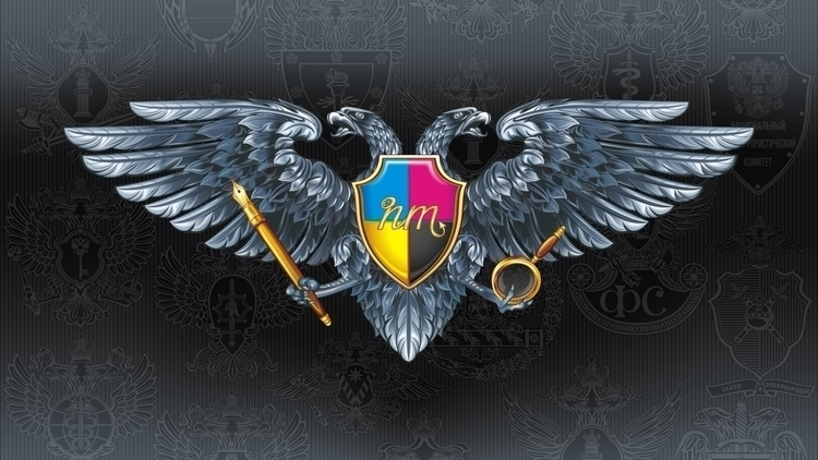 eagle, heraldic symbol designer - tatyana_pro | ello