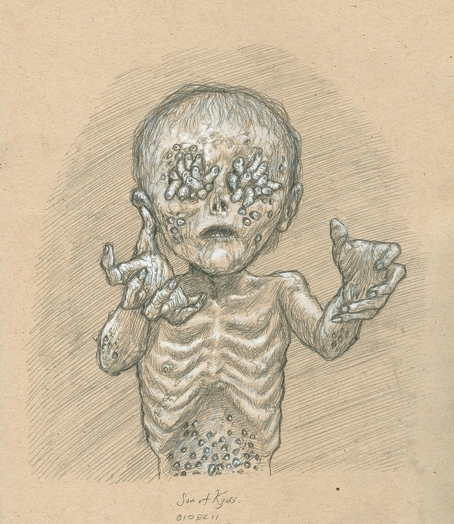 Son Kyuss - fiendfolio, undead, child - ticklemecthulhu | ello