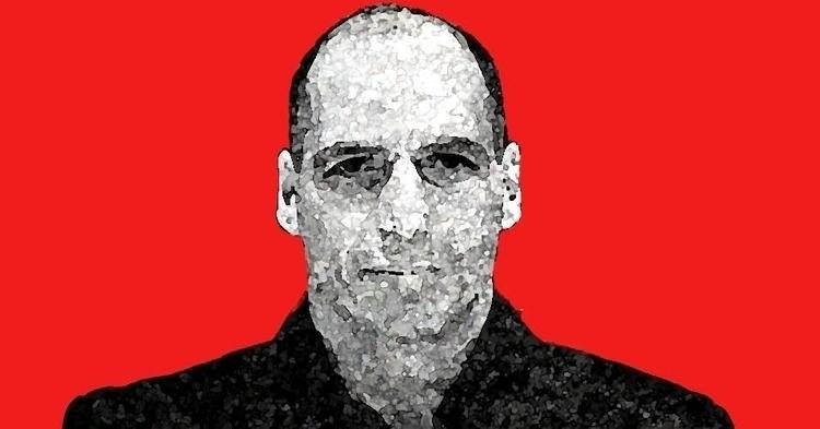 Portrait Yanis Varoufakis, MoE  - stefanolazzaro | ello