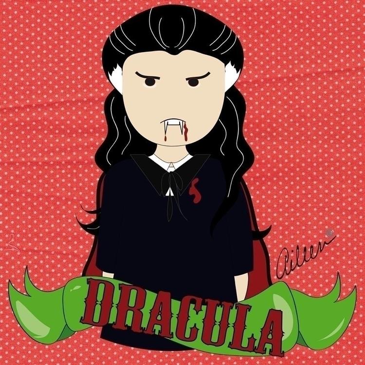 Dracula: Prince Darkness - fanart - aileencopyright   ello