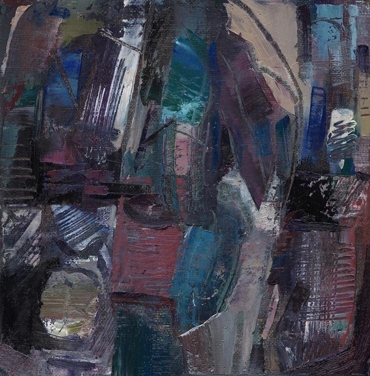 rustic ficus - painting - vladimirmishyra   ello